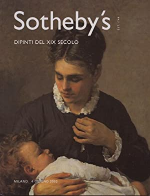 Sothebys June 2002 19th Century Paintings: Sothebys
