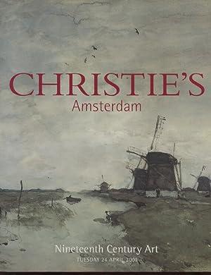 Christies April 2001 Nineteenth Century Art: Christies