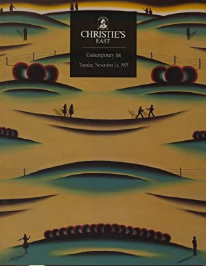 Christies 14th November 1995 Contemporary Art