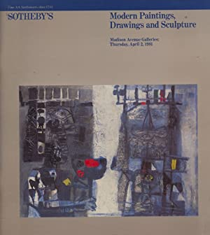 Sothebys April 1981 Modern Paintings, Drawings and: Sothebys