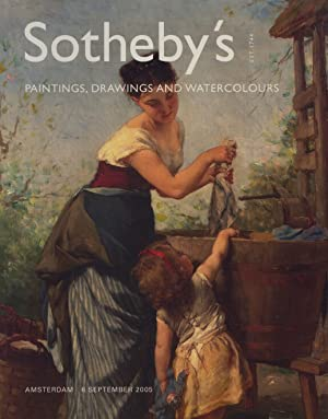 Sothebys September 2005 Paintings, Drawings and Watercolours: Sothebys