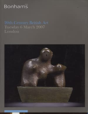Bonhams March 2007 20th Century British Art: Bonhams