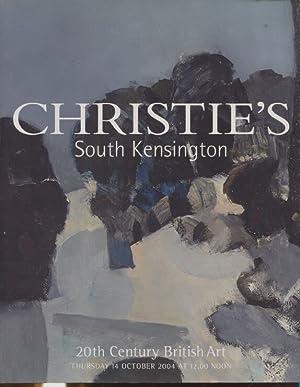 Christies October 2004 20th Century British Art: Christies