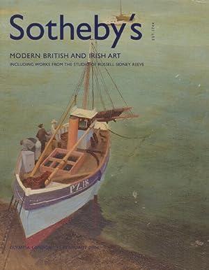 Sothebys February 2004 Modern British & Irish: Sothebys