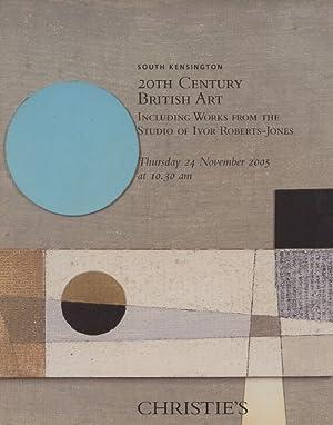 Christies Nov 2005 20th Century British Art: Christies