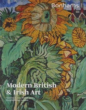 Bonhams June 2013 Modern British & Irish: Bonhams