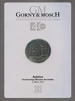 Gorny & Mosch March 2012 Fine Ancient: Misc.