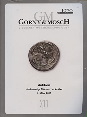 Gorny & Mosch March 2013 Fine Ancient: Misc.