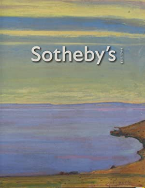 Sothebys June 2010 Swiss Art: Sothebys