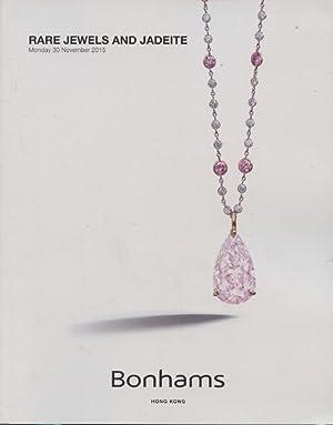 Bonhams November 2015 Rare Jewels and Jadeite: Bonhams