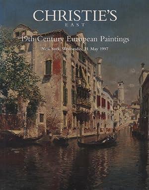 Christies May 1997 19th Century European Paintings: Christies