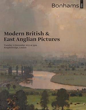 Bonhams November 2012 Modern British & East: Bonhams
