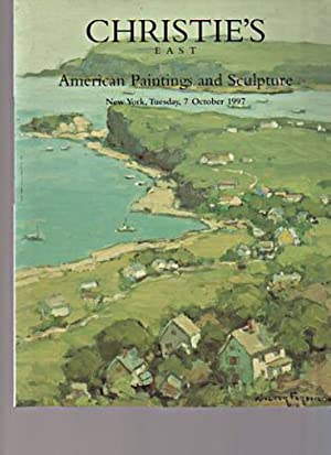 Christies 1997 American Paintings and Sculpture: Christies