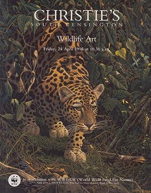 Christies April 1998 Wildlife Art: Christies