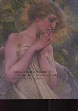 Christies 1998 19th Century Continental Art: Christies