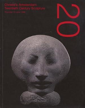 Christies June 1999 Twentieth Century Sculpture: Christies