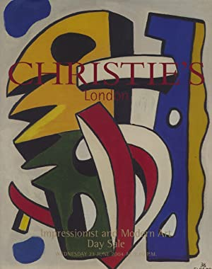 Christies June 2004 Impressionist and Modern Art: Christies