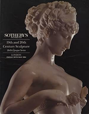 Sothebys 1994 19th and 20th Century Sculpture: Sothebys