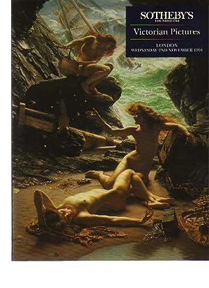 Sothebys November 1994 Victorian Pictures: Sothebys