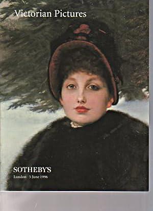 Sothebys 1996 Victorian Pictures: Sothebys