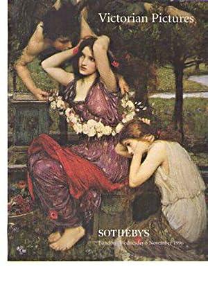 Sothebys November 1996 Victorian Pictures: Sothebys