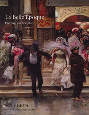 Sothebys 1997 La Belle Epoque, Paintings and: Sothebys