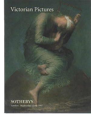 Sothebys 1997 Victorian Pictures: Sothebys