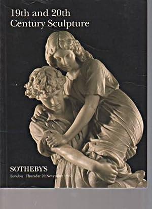 Sothebys 1997 19th & 20th Century Sculpture: Sothebys