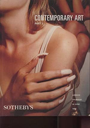 Sothebys 1999 Contemporary Art Part 2: Sothebys