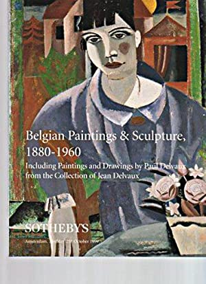 Sothebys 1999 Belgian Paintings & Sculpture 1880: Sothebys