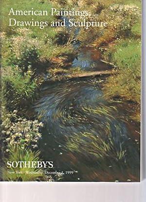 Sothebys December 1999 American Paintings, Drawings &: Sothebys