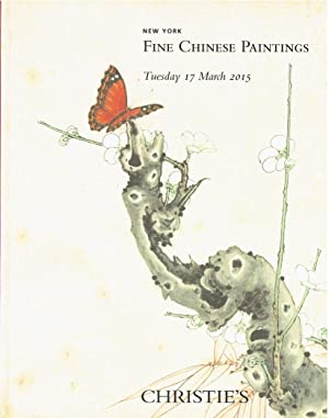 Christies March 2015 Fine Chinese Paintings