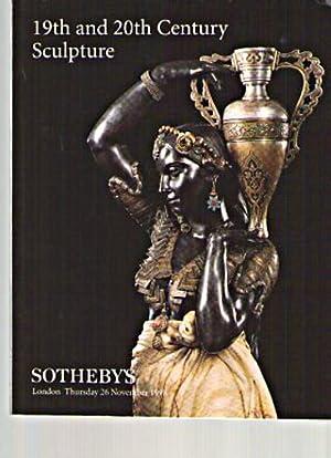Sothebys November 1998 19th & 20th Century: Sothebys