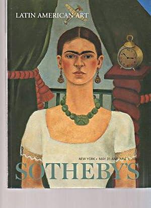 Sothebys 2000 Latin American Art: Sothebys