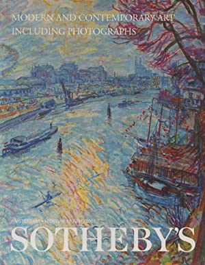 Sothebys 2001 Modern & Contempory Art &: Sothebys