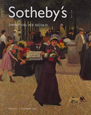Sothebys December 2002 19th Century Paintings: Sothebys