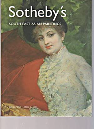 Sothebys April 2003 South East Asian Paintings: Sothebys