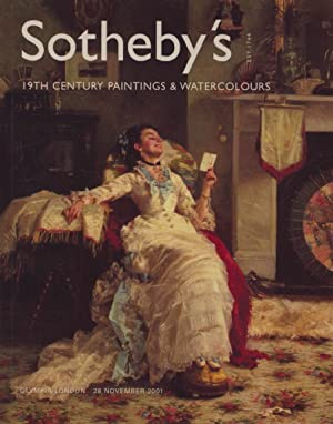 Sothebys November 2001 19th Century Paintings &: Sothebys