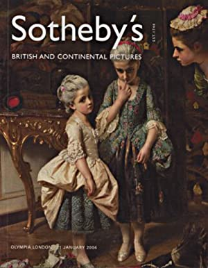 Sothebys 2004 British and Continental Pictures: Sothebys