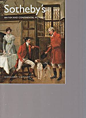 Sothebys March 2004 British & Continental Pictures: Sothebys