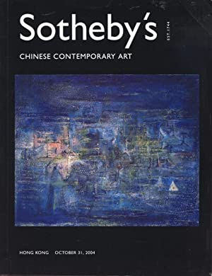Sothebys 2004 Chinese Contemporary Art