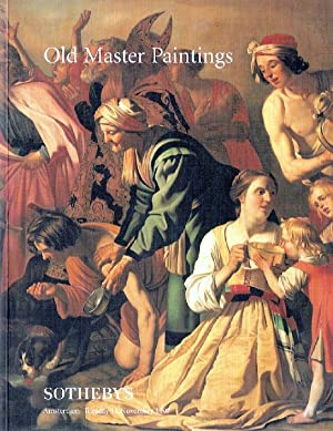 Sothebys November 1997 Old Master Paintings