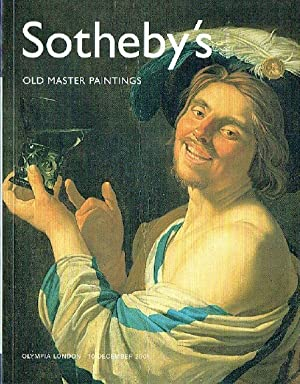 Sothebys December 2001 Old Master Paintings