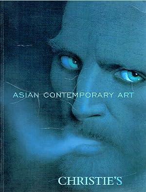 Christies November 2007 Asian Contemporary Art: Christies