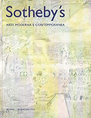 Sothebys May 2004 Modern and Contemporary Art