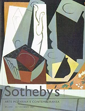 Sothebys November 2004 Modern and Contemporary Art: Sothebys