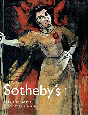 Sothebys June 2004 Contemporary Art