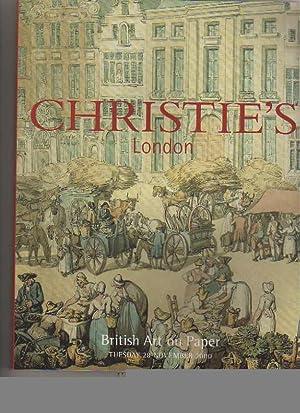 Christies 2000 British Art on Paper: Christies