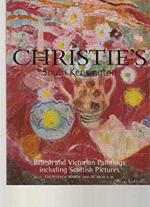 Christies 2001 British, Victorian Paintings & Scottish: Christies