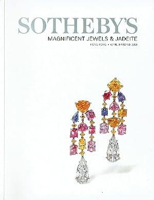 Sothebys April 2001 Magnificent Jewels & Jadeite: Sothebys
